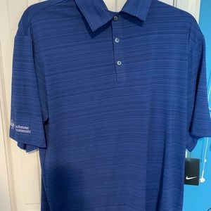 Nike collared golf dry fit T-shirt